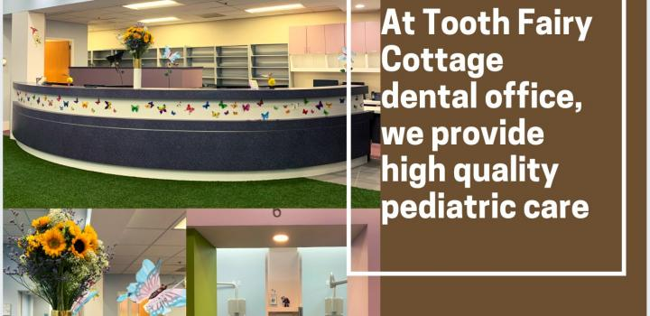 At Tooth Fairy Cottage Dental San Jose, we provide the best pediatric dental care.